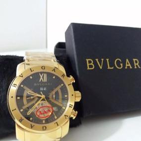 46a77b16a96 Relogio Bulgari Masculino Replica - Relógio Bvlgari no Mercado Livre ...