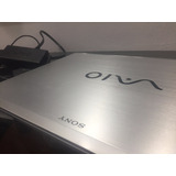 Ultrabook Notebook Sony Vaio Core I5 Tactil