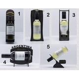 Porta Mini Botella De Vino Por Mayor Modelos Varios.