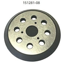Base Para Lijadora Goma 8 Orificios 3 Perforacions 151281-08