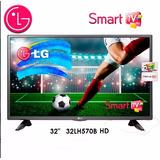 Lg Tv 32 Led Hd Smart Tv 32lh570b (contado O Mercado Pago)