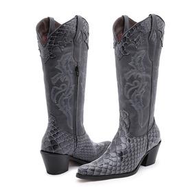 Botas Femininas Country - Sapatos Prateado em Franca no Mercado ... cc83e3b166da6