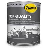 Pinturas Industriales Esmalte Top Quality Blanco 1793 G Hct4