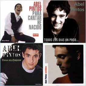 Discografia Completa Abel Pintos 13 Cds+ 3 Dvd 100% Original