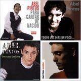 Discografia Completa Abel Pintos 11 Cds+2 Dvd 100% Original
