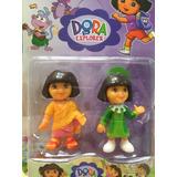 Muñecas X 2 Dora La Exploradora