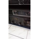2 Amplificador: Times One Xs 1004 E Hotsound Hs 2500