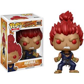 Funko Pop Street Fighter Akuma