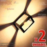 Luces Decorativas Bares Iluminacion Exterior Apto Led X2unid