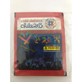 Promoção 30 Envelopes Copa America Chile 2015 Panini