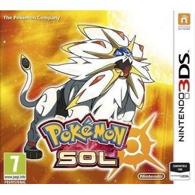 Pokemon Sol Sun Nintendo 3ds Nuevo Sellado Original Megasoft