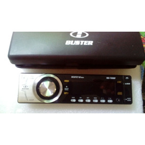 Frente Cd Buster. Hbd-7300mp