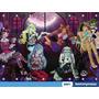 Painel Monster High 1,50x1,00m Lona Festa Banner