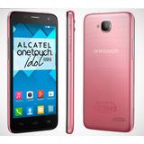 Alcatel Idol Mini 6012a Nuevos Libres Garantía Rosa Y Plata