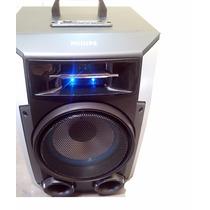 Caixa De Som Philips Mp3, Usb, Bluetooth, Controle - Novas