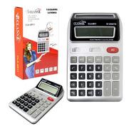Calculadora De Mesa Comercial Escritório Display 12 Dígitos.