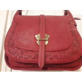 Cartera Roja Prune