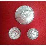 Lote De Monedas Del Ecuador