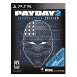 Pay Day 2: Safecracker Edition Ps3 - Cd World