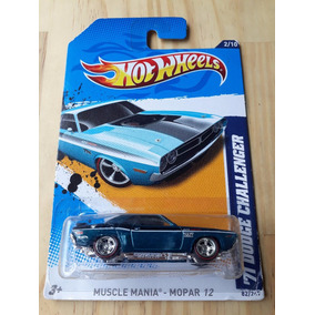 Hot Wheels - Super T Hunt - 71 Dodge Challenger - Muscle