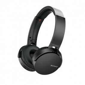 Fone De Ouvido Sony Mdr-xb650bt Wireless Preto