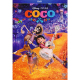 Coco Disney Pixar Pelicula Dvd