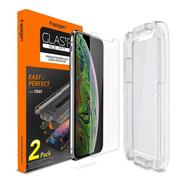 Película De Vidro iPhone 11 Pro Max Spigen Glastr Slim Hd