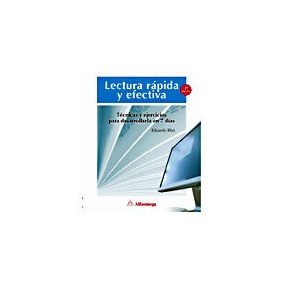 Lectura Rapida Y Efectiva 2ed.