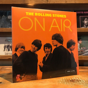 The Rolling Stones The Rolling Stones On Air 2 Vinilos