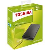 Disco Duro 2 Teras Externo 2 5 Toshiba Usb 3.0