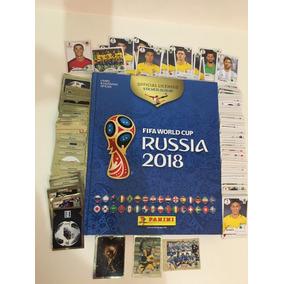 Álbum Completo Copa Rússia 2018