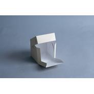 Caja 1 Pieza 10x10x10 Cm (x100) Tortas Mini Porciones - 045