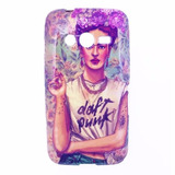 Icase - Carcasa Frida Kahlo - Samsung Ace 4 - Tpu