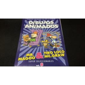 Mr. Maggo & Tiro Loco Mc Graw-12 Capitulos-dvd Nuevo Cerrado