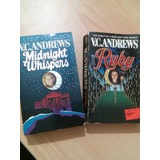 V C Andrews Midnight Whispers Y Ruby Libros En Ingles
