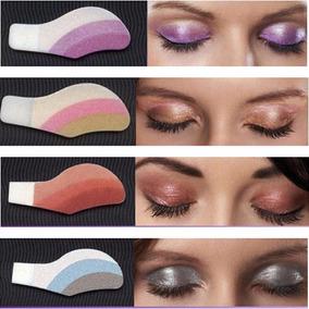 Kit 6 Pares Sombra Adesiva Carimbo Instant Eyeshadow