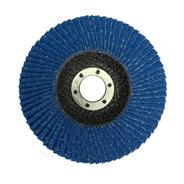Disco Flap Lija Amoladora 115mm Zirconio Grano 40 60 80 120