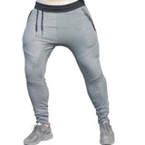 Mech Eng Hombres Joggers Pantalones Gimnasio Workout Ru. 08041924ce33