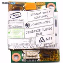 Placa Modem Lenovo Thinkpad T420 3652b-rd02d330 (5753)