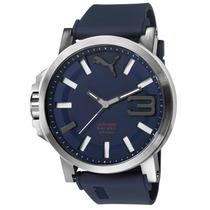Relógio Puma Masculino Ultrasize 96252g0psnu3