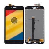 Pantalla Lcd Display + Touch Moto C Xt1750 Xt1756 + Regalo