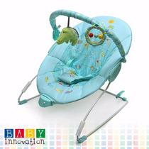 Silla Mecedora Baby Innovation Bouncer Vibrador Bebe +acc 65