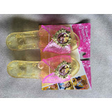 Zapatitos Princesa Disney Store Bella/aurora/cenicienta