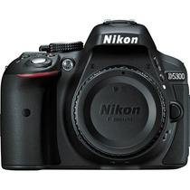 Câmera Profissional Dslr Nikon D5300 + 32gb + 18-55mm + Kit