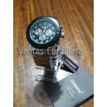 Reloj Curren Elegante&deportivo Resistente Al Agua,calidad!!
