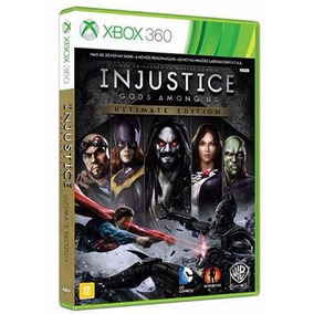 Game Injustice - Gods Amoung Us Ultimate Edition - Xbox 360