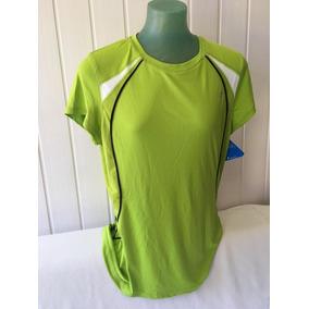 Camiseta Champion Neon Mantém Você Seco E Confortável Gg
