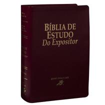 Promoção Bíblia De Estudo: Do Expositor - Jimmy Swaggart
