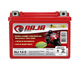 Bateria Moto Kasinski Win 100 Nj 12-5 Todos Os Anos
