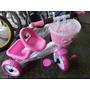 Triciclo Para Niñas Y Niños Resistente Oferta